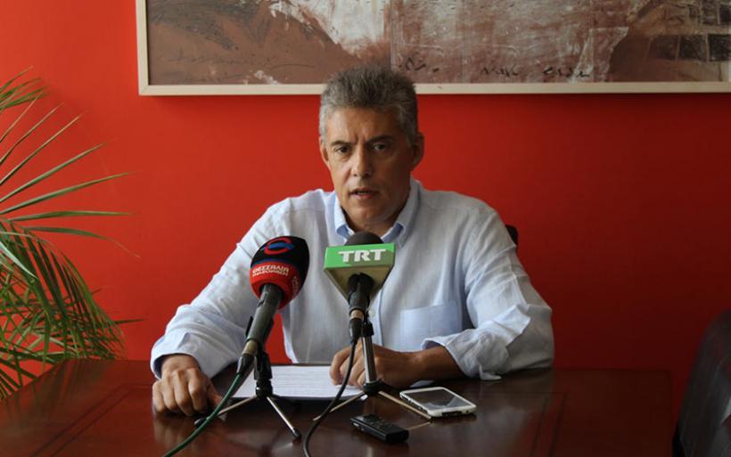 Δήλωση Περιφερειάρχη Θεσσαλίας Κώστα Αγοραστού  για τα ακίνητα του Υπερταμείου