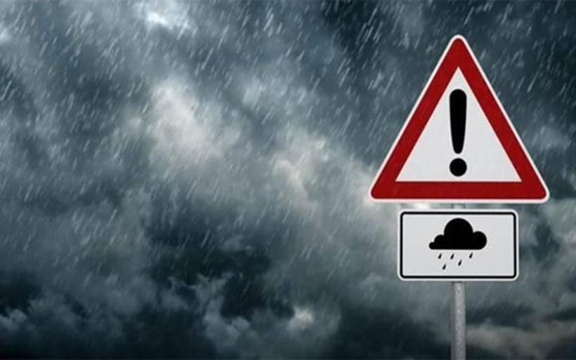 Κακοκαιρία με βροχές και ισχυρές καταιγίδες. Που θα είναι πιο έντονα τα φαινόμενα