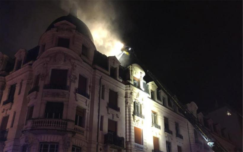 Γαλλία: 19 τραυματίες από πυρκαγιά σε πολυκατοικία στην Τουλούζη