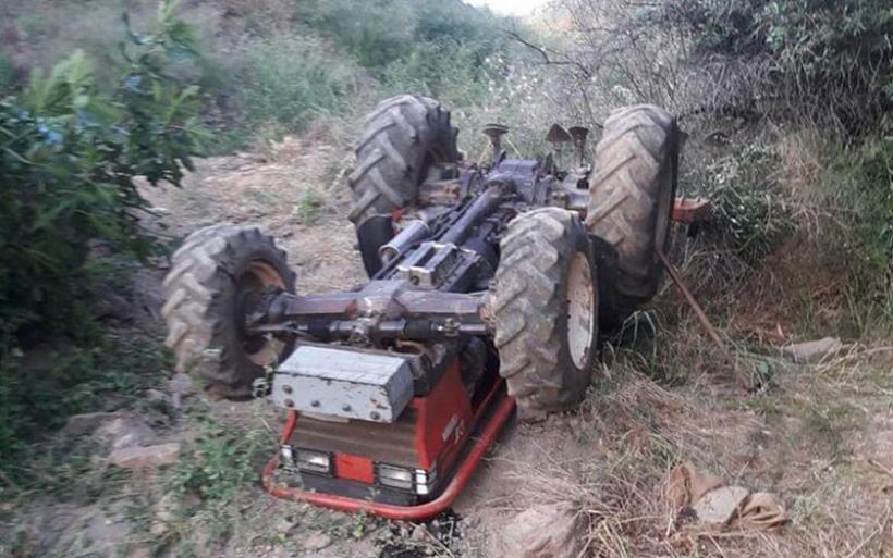 Τραγωδία στη Λάρισα: Υπέκυψε ο αγρότης που καταπλακώθηκε από το τρακτέρ του