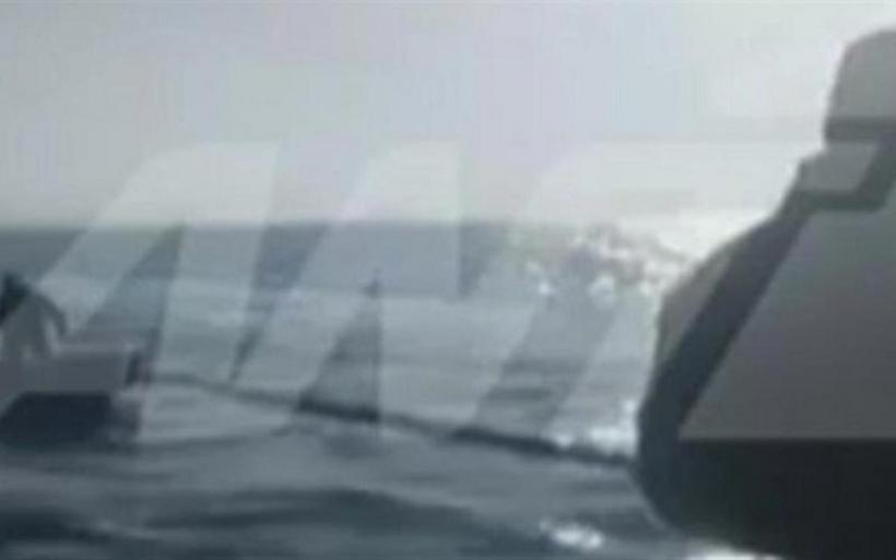 Τούρκοι λιμενικοί έβγαλαν όπλα και παρενόχλησαν ψαράδες στην Κάλυμνο