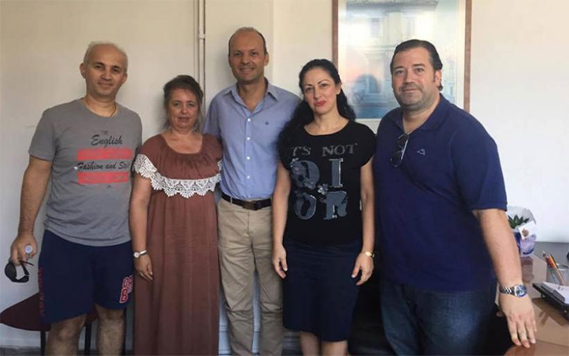 Συνάντηση δυο φορέων της Μαγνησίας για το λαϊκό  πολιτισμό