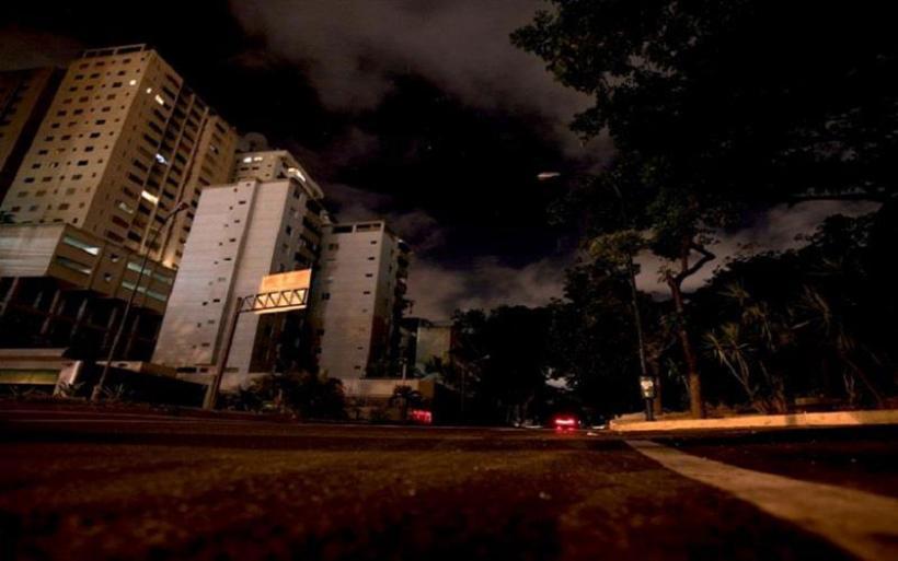 Στο σκοτάδι η Βενεζουέλα - Σαμποτάζ καταγγέλλει η κυβέρνηση