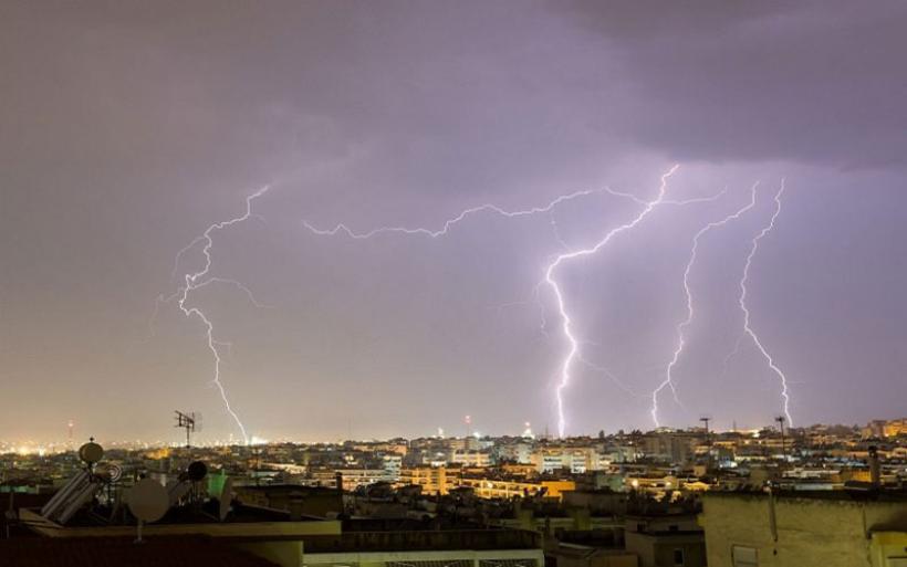 Έκτακτο Δελτίο Επιδείνωσης Καιρού – Πού και πότε αναμένονται καταιγίδες και χαλάζι