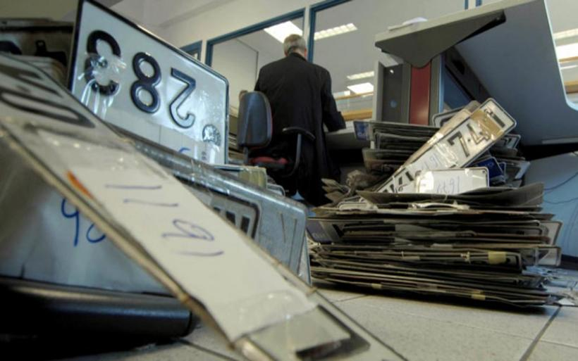 Τέλη κυκλοφορίας 2020: Τι ισχύει για την κατάθεση πινακίδων -Ολα τα δικαιολογητικά