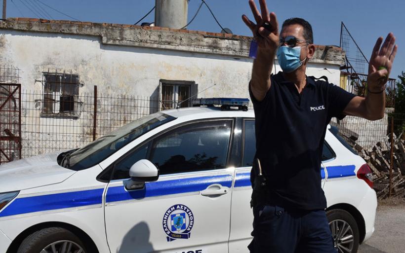 Άγριο έγκλημα στην Κατερίνη: Βρέθηκε καμένο πτώμα με κουκούλα στο κεφάλι και δεμένο πισθάγκωνα