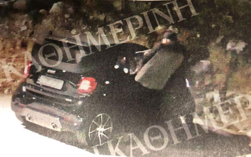 Γιάννης Μακρής: Το βίντεο της δολοφονίας