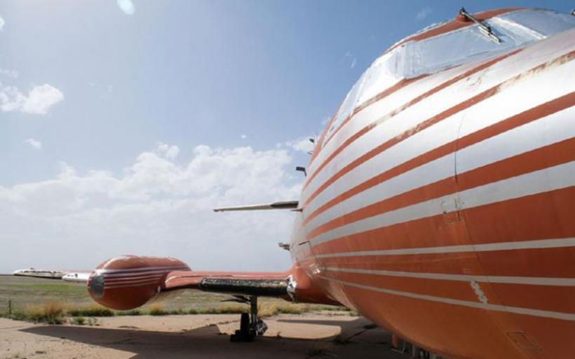 Δημοπρατείται αεροσκάφος του Έλβις Πρίσλεϊ σε…αστρονομική τιμή