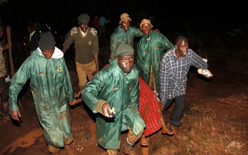 Κένυα: Δεκάδες νεκροί από υπερχείλιση φράγματος – Εκατοντάδες οι άστεγοι