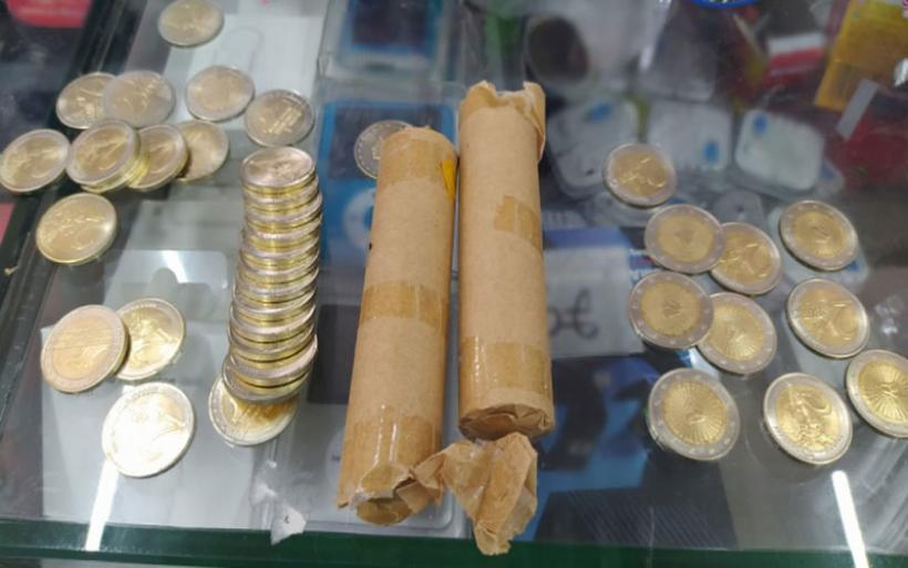 Θεσσαλονίκη – Θα «έριχναν» στην αγορά πάνω από 1.500 πλαστά δίευρα – Πώς πιάστηκαν