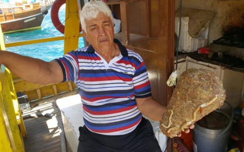 Κρήτη: Ο ψαράς που αλιεύει… αμφορείς