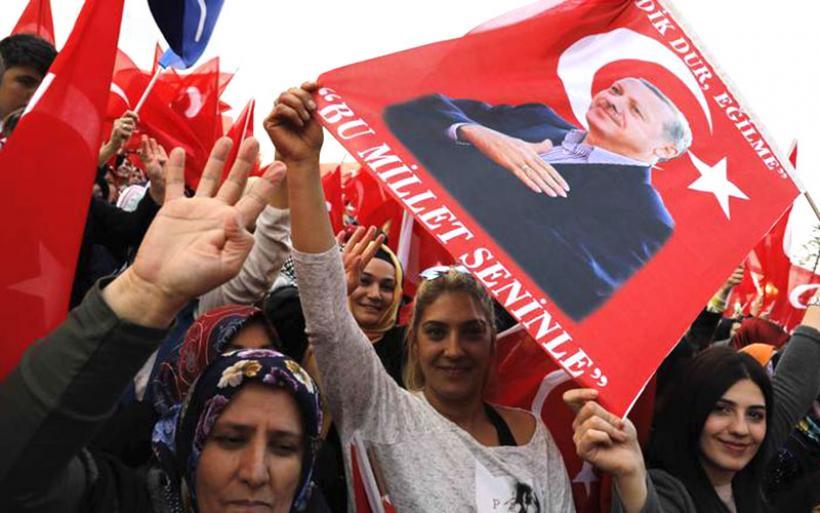 Τουρκία: Απορρίφθηκαν όλες οι ενστάσεις για νοθεία στο δημοψήφισμα