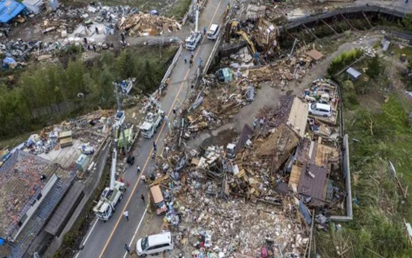 Ιαπωνία: Στους 74 οι νεκροί από τον τυφώνα Χαγκίμπις