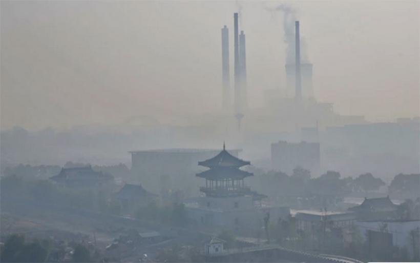 Μόλις 25 μεγάλες πόλεις ευθύνονται για πάνω από τις μισές εκπομπές αερίων που προκαλούν την υπερθέρμανση του πλανήτη