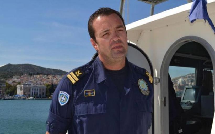 Έφυγε από τη ζωή ο λιμενικός Κυριάκος Παπαδόπουλος, ο «φύλακας άγγελος» των προσφύγων