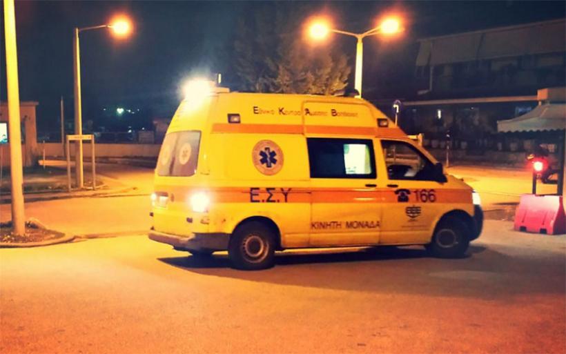 Κατέρρευσε 26χρονη γυναίκα σε ταβέρνα στο Μαλάκι
