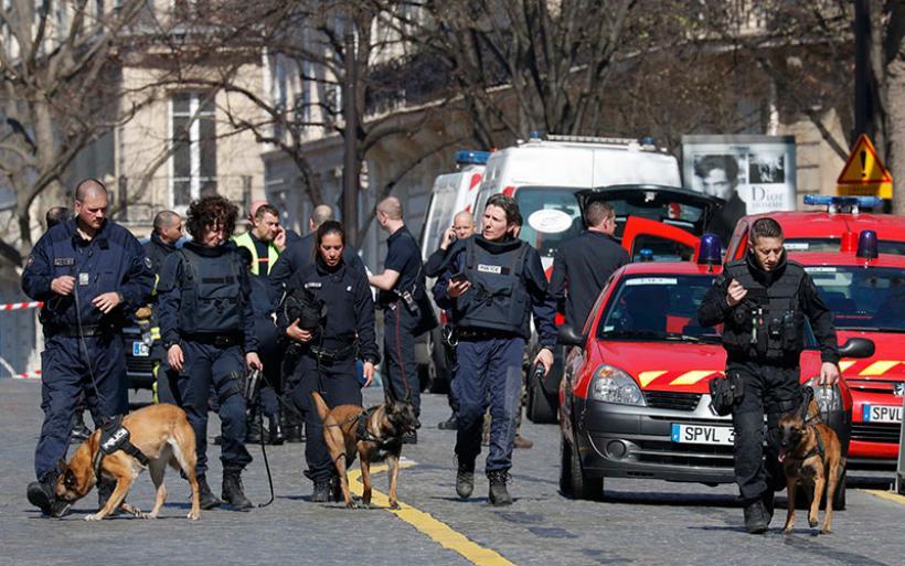 Συναγερμός στην Ευρώπη για τα «εκρηκτικά» δέματα από την Ελλάδα