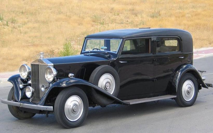 Oι Rolls-Royce Phantom «κυριεύουν» το Λονδίνο