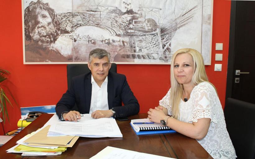 Σε έργα αποκατάστασης της οδού Βόλος-Αγχίαλος-Μικροθήβες προχωρά η Περιφέρεια Θεσσαλίας