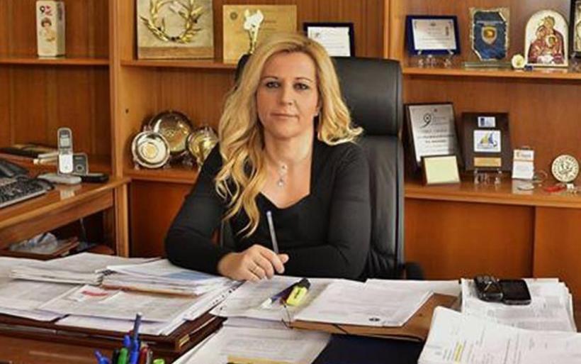Η Δωρ. Κολυνδρίνη για την εφαρμογή της αναδιάρθρωσης του ελληνικού ποδοσφαίρου
