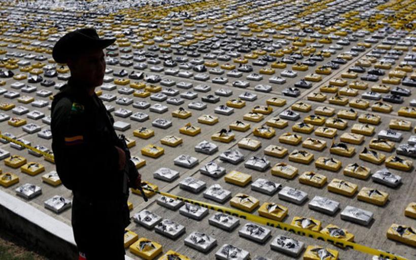 Κολομβία: Αυξήθηκε η παραγωγή κοκαΐνης το 2018