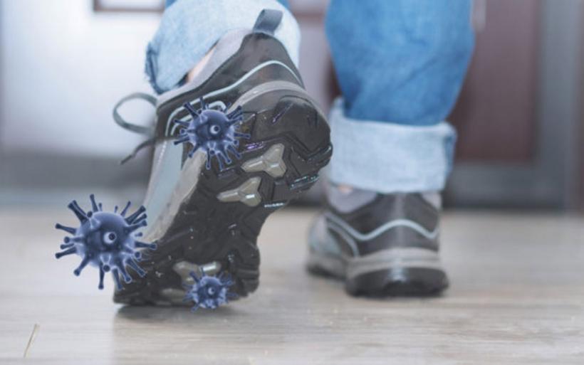 Κορονοϊός: Δείτε τι ισχύει για την εξάπλωση με τα παπούτσια