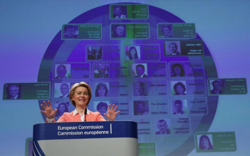 Κομισιόν: Όλη η λίστα με τους Ευρωπαίους επιτρόπους και αντιπροέδρους