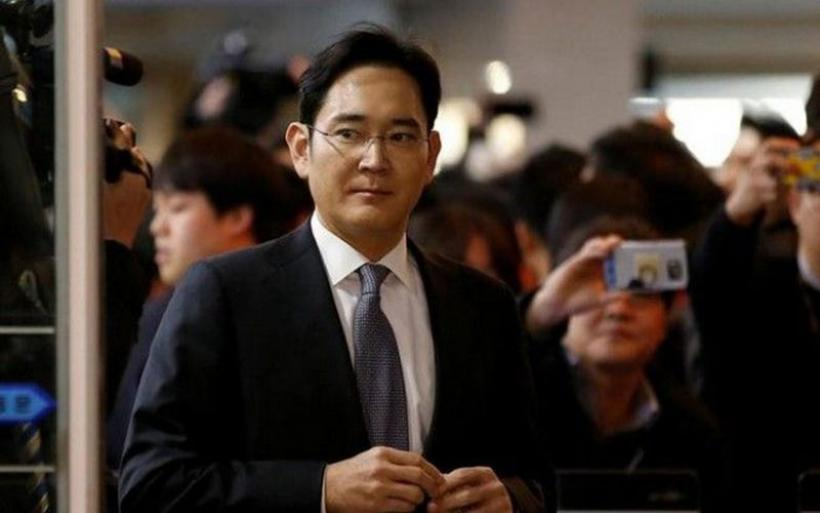 Συνελήφθη ο επικεφαλής της Samsung για το σκάνδαλο διαφθοράς