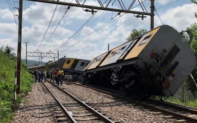 Νότια Αφρική: Σύγκρουση τρένων στην Πρετόρια - Δύο νεκροί, δεκάδες τραυματίες