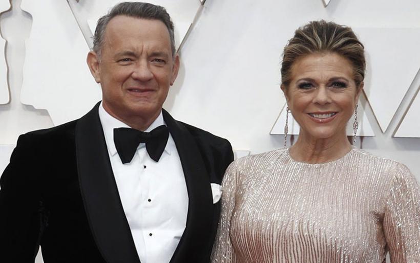 Tom Hanks - Rita Wilson: Θετικοί στον κορονοϊό