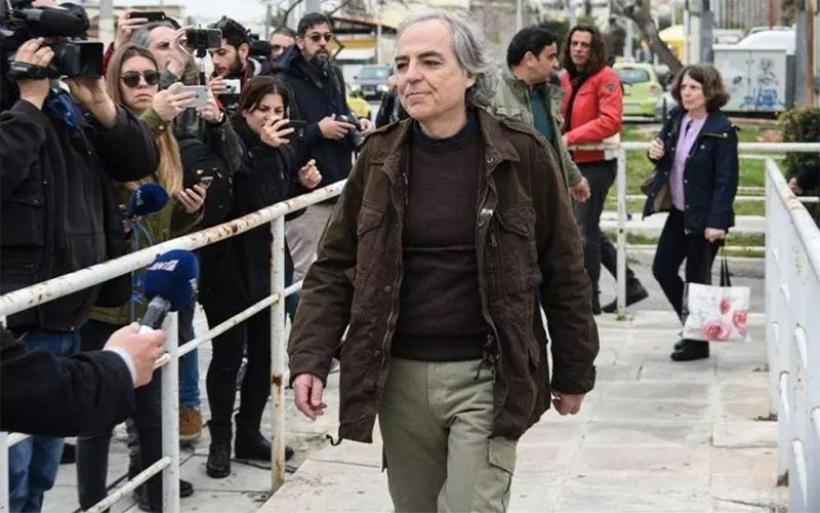 Στις αγροτικές φυλακές Κασσαβέτειας μεταφέρεται ο Δ. Κουφοντίνας