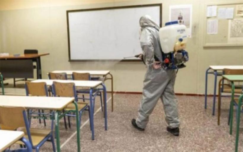 Τριάντα κρούσματα σε σχολικές μονάδες της Μαγνησίας - Τα 7 στο ΕΠΑΛ Αλμυρού