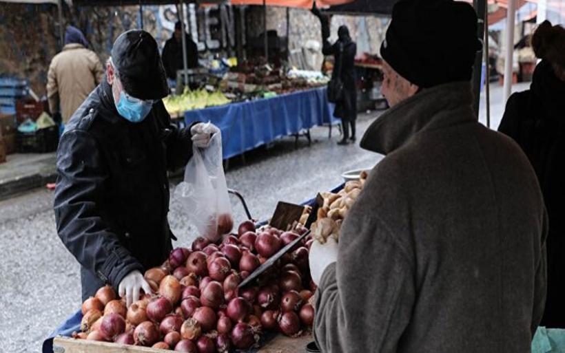 Παπαθανάσης: Έρχονται νέα μέτρα στις λαϊκές αγορές