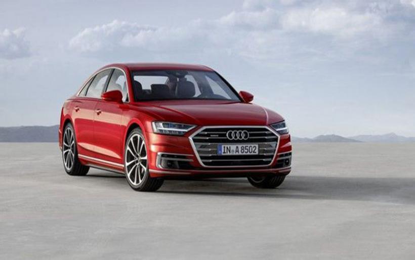 Επίσημη παρουσίαση του νέου Audi A8 στην ετήσια συνάντηση Summit 2017