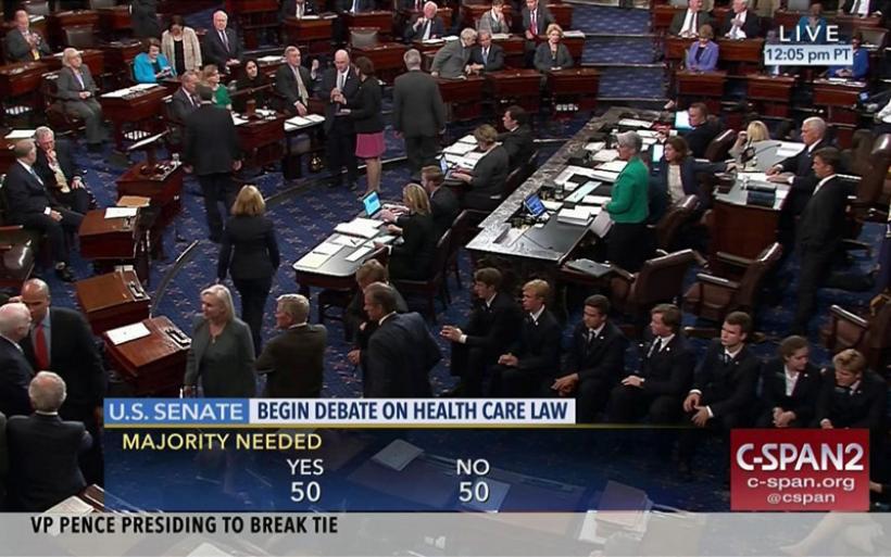Ήττα για Τραμπ! Η Γερουσία καταψήφισε την κατάργηση του Obamacare