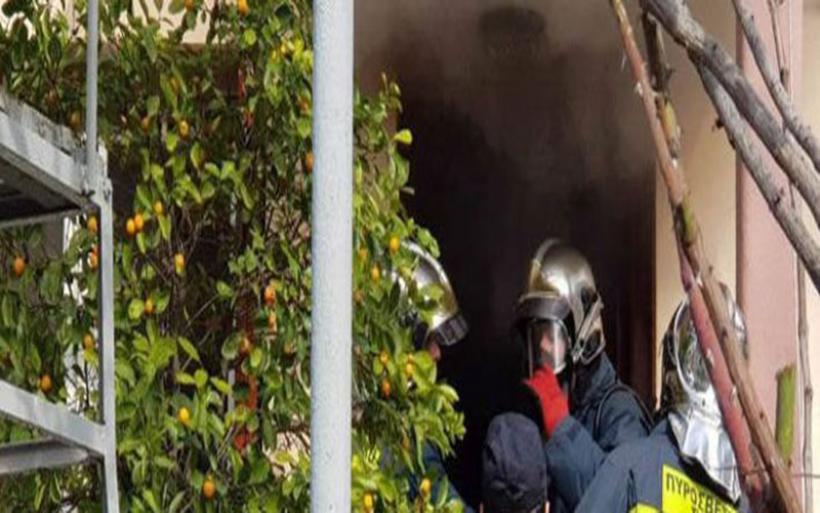 Λαμία: Αφησε το κινητό της να φορτίζει και πήρε φωτιά το σπίτι