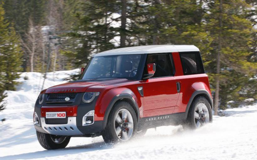 Πώς θα είναι το νέο Land Rover Defender;
