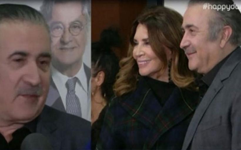 Νέα σελίδα για Λαζόπουλο - Ντενίση: Αγκαλιάστηκαν, φιλήθηκαν!