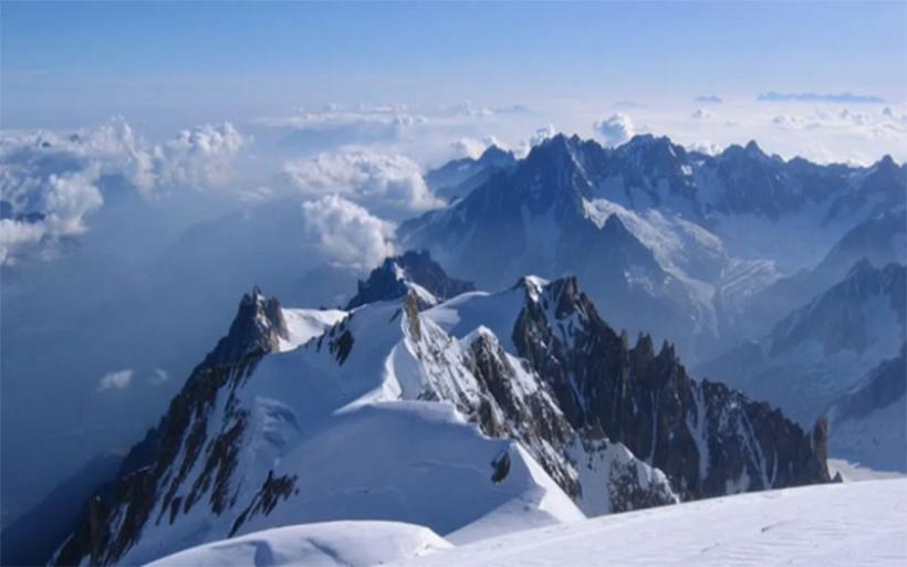 Το Λευκό Όρος «κόντυνε» σχεδόν ένα μέτρο την τελευταία 4ετία