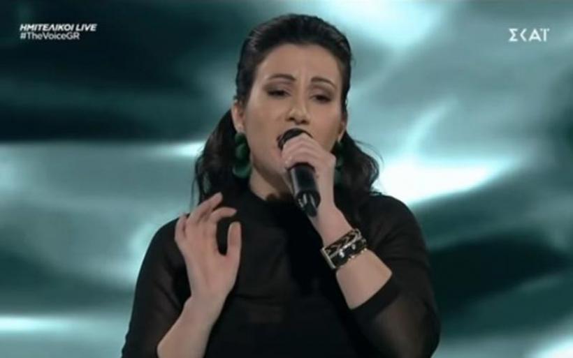 Η Βολιώτισα Λεμονιά Μπέζα νικήτρια του The Voice of Greece 2018