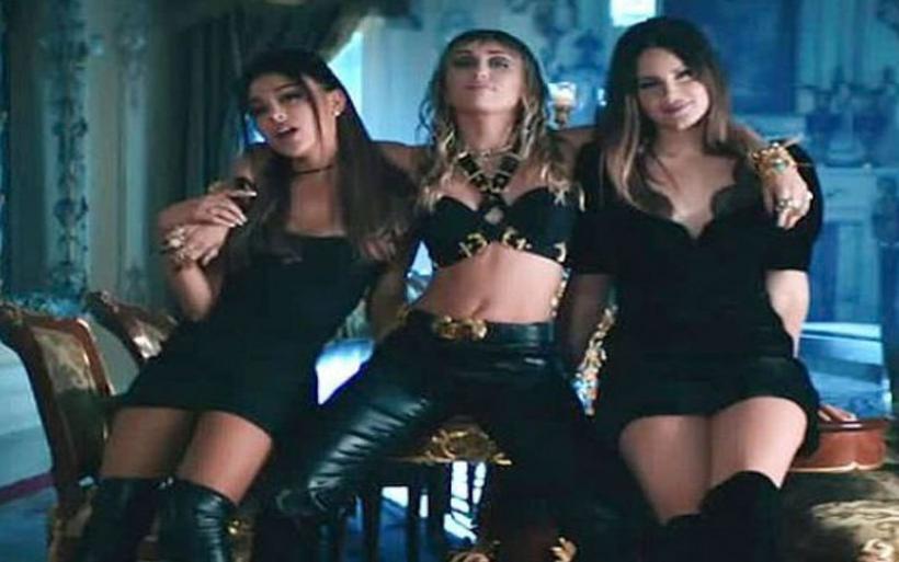 Ariana Grande, Miley Cyrus και Lana Del Rey μεταμορφώθηκαν σε «Άγγελους του Τσάρλι»