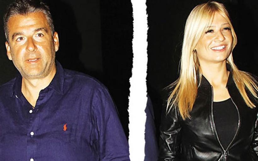 Στα δικαστήρια Φαίη Σκορδά και Γιώργος Λιάγκας για το διαζύγιο