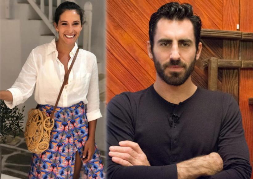 Ελένη Βαΐτσου - Γιάννης Αποστολάκης: Είναι το νέο ζευγάρι της ελληνικής showbiz!