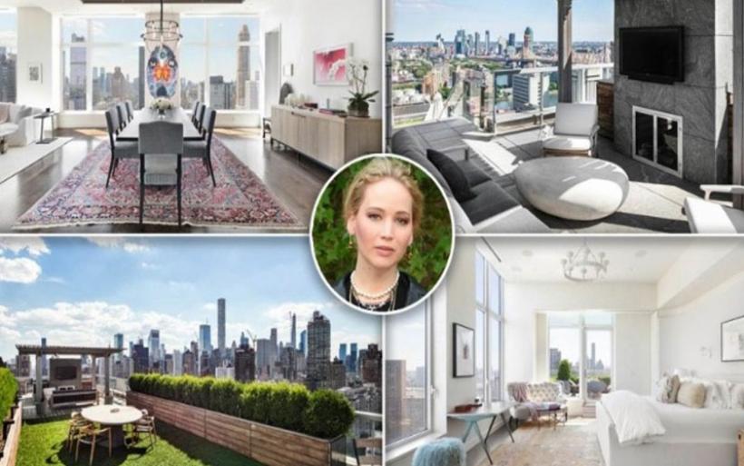 Η Τζένιφερ Λόρενς πούλησε το πολυτελές σπίτι της στη Νέα Υόρκη! Δες το εσωτερικό του