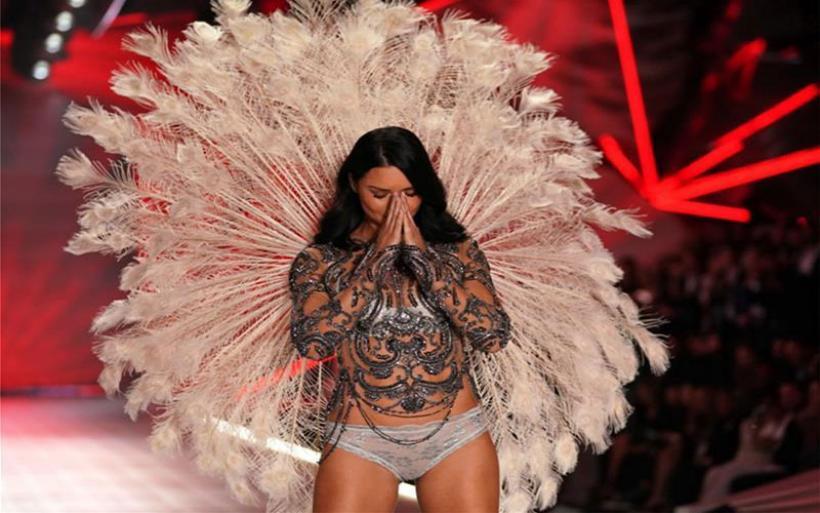 Victoria's Secret Fashion Show 2018: Το μεγάλο αντίο της Αντριάνα Λίμα