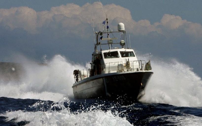 Κινδύνευσε αλιευτικό στη θαλάσσια περιοχή Χοροστάσι Αλμυρού