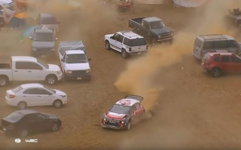 WRC: Η παραλίγο «τραγωδία» για τον Kris Meeke