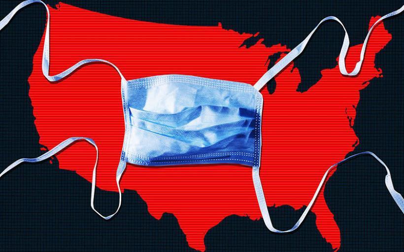 Ο κορωνοϊός δεν θέλει να εγκαταλείψει τις ΗΠΑ - 1.262 θάνατοι, πάνω από 53.000 νέα κρούσματα σε 24 ώρες