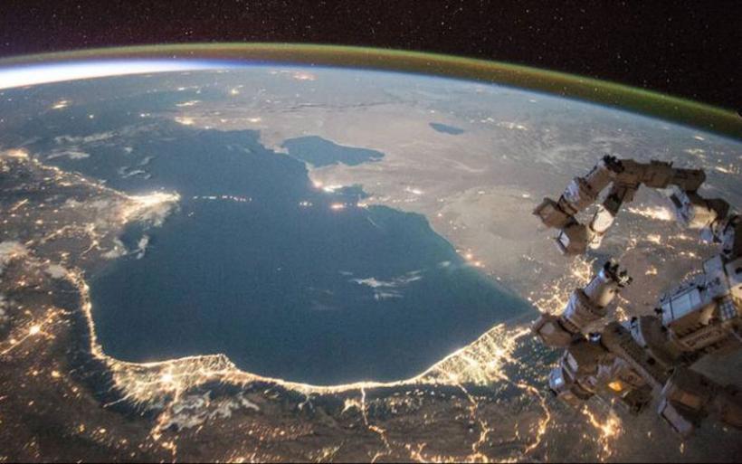 Η Κασπία Θάλασσα εκπέμπει SOS: Η μεγαλύτερη λίμνη της Γης εξατμίζεται