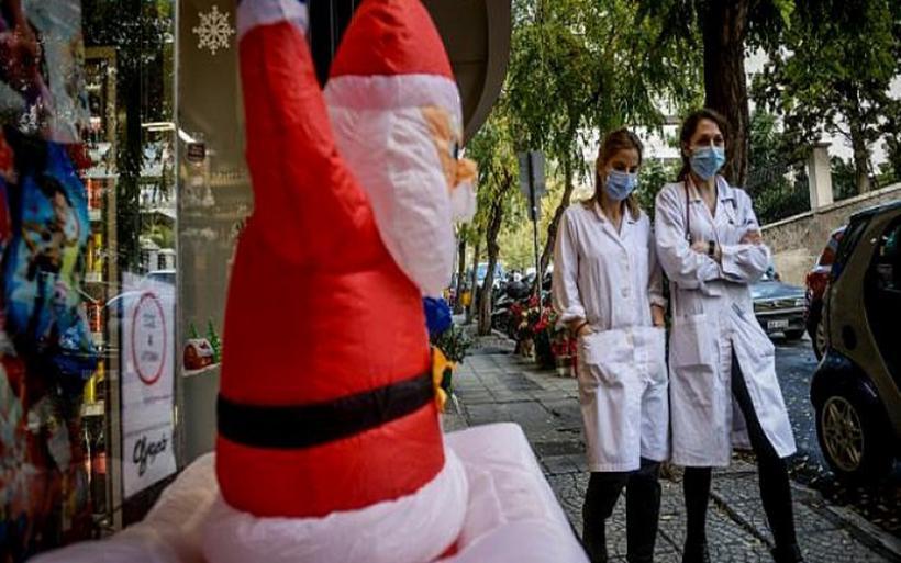 Lockdown: Δεδομένη η παράταση μέχρι τις 14 Δεκεμβρίου - Τι θα κρίνει το άνοιγμα